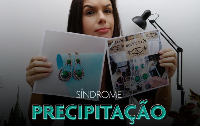 Síndrome da Precipitação - Um erro na foto de produto que faz você perder vendas!