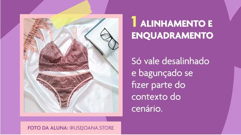 Como tirar foto de lingerie para o instagram da sua loja